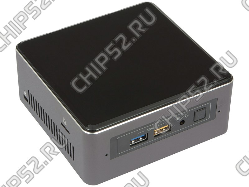 "Платформа ""NUC"" Intel ""NUC7I3BNH"" (Core i3 7100U-2.40ГГц, 2xDDR4 SO-DIMM, SATA, M.2, HDG, HDMI, LAN, WiFi, BT, без ОС)"