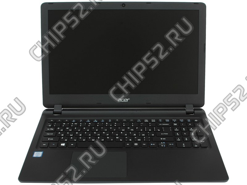 "Ноутбук Acer ""Extensa 15 EX2540-36H1"" NX.EFHER.020 (Core i3 6006U-2.00ГГц, 4ГБ, 500ГБ, HDG, DVD±RW, LAN, WiFi, BT, WebCam, 15.6"" 1366x768, Linux), черный"