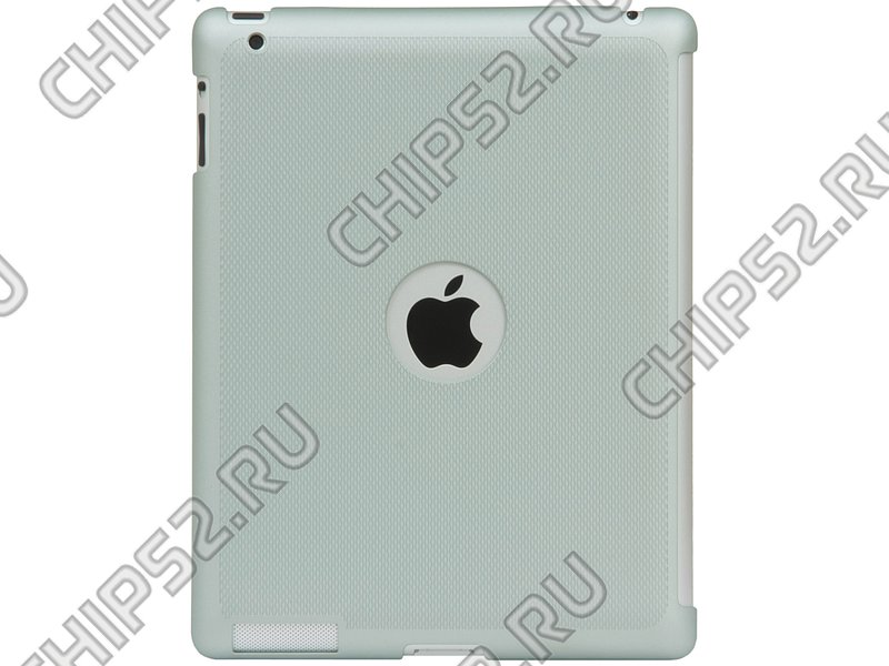 "Чехол NavJack ""Glimmer J012-57"" для Apple iPad 2, зеленый"