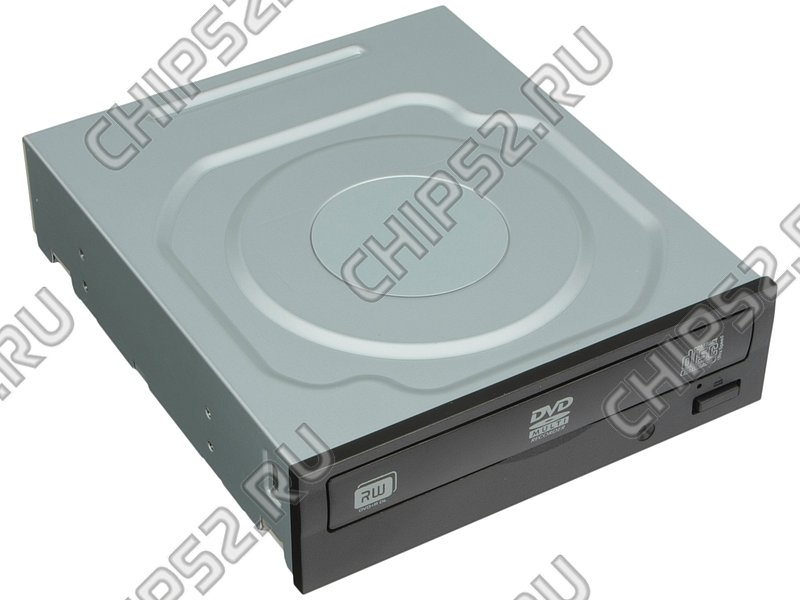"Привод DVD±RW 22x8x16xDVD/48x32x48xCD LITE-ON ""iHAS122-14"", черный (SATA) (oem)"