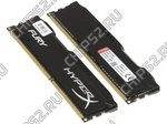 "Модуль памяти 2x4ГБ DDR3 SDRAM Kingston ""HyperX FURY"" HX316C10FBK2/8 (PC12800, 1600МГц, CL10) (ret)"