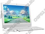 "Моноблок Lenovo ""S200z"" 10K50025RU (Pentium J3710-1.60ГГц, 4ГБ, 500ГБ, HDG, DVD±RW, LAN, WiFi, BT, WebCam, 19.5"" 1600x900, W'10 H) + клавиатура + мышь"