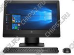 "Моноблок HP ""ProOne 600 G3"" 2KR73EA (Core i5-7500-3.40ГГц, 8ГБ, 256ГБ SSD, HDG, DVD±RW, LAN, WiFi, BT, WebCam, 21.5"" 1920x1080, W'10 Pro) + клавиатура + мышь"